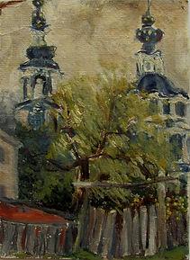 28 Кафедральный собор в Курске, 1998, ка