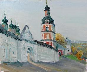 17 Осень, Горицкий монастырь (Переславль