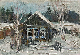 23 Заброшенный дом (Машино), 2010, карто