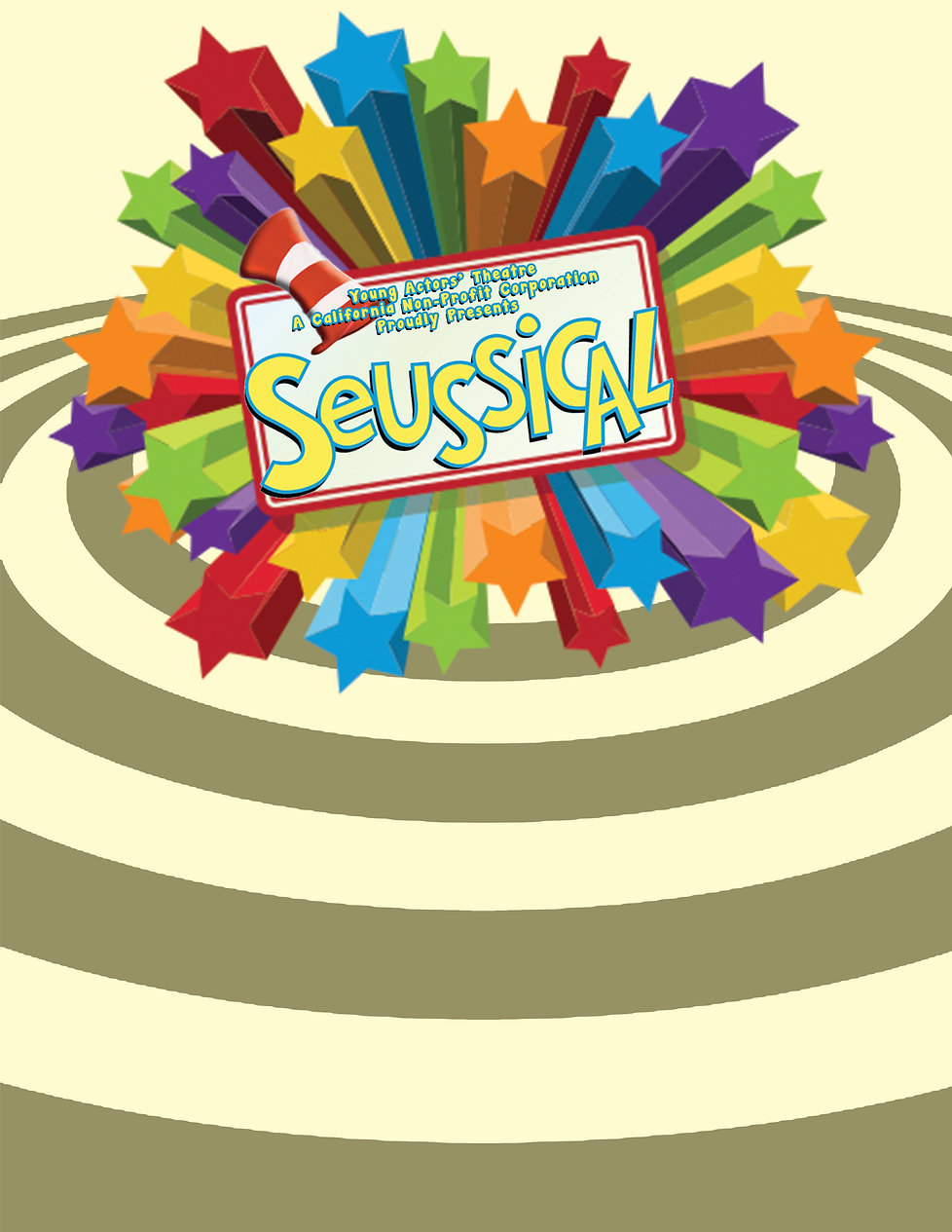 SEUSSICAL | Young Actors' Theatre - A Theatre Experience