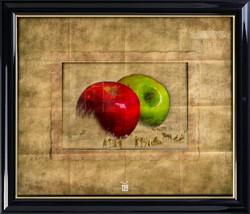 Sleepy apples