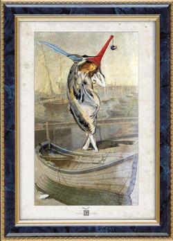 Fishing dance
