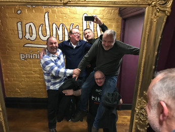 Hartlepool Blues Club 23.12.18