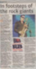 Colne Blues Festival The Stumble Lancashire Evening Telegraph