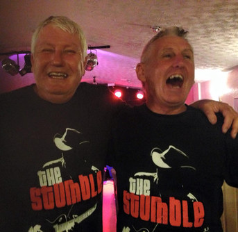 Rob n Ron Shenstone Blues Club
