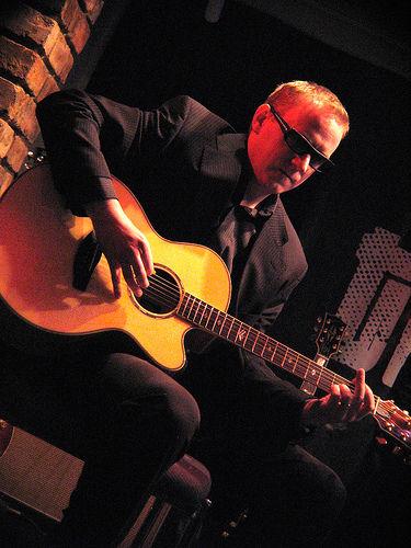 Boyd Tonner Guitar