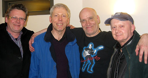 Wilko Johnson Cameron Sweetnam