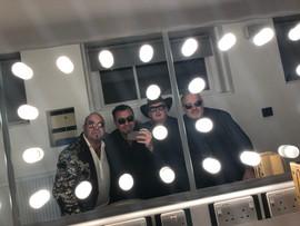 Bury Met Backstage