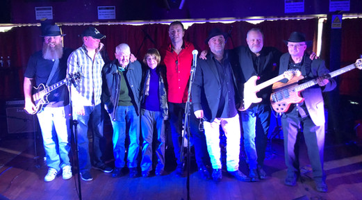 Bowness Blues 2019 The Stumble with Bill