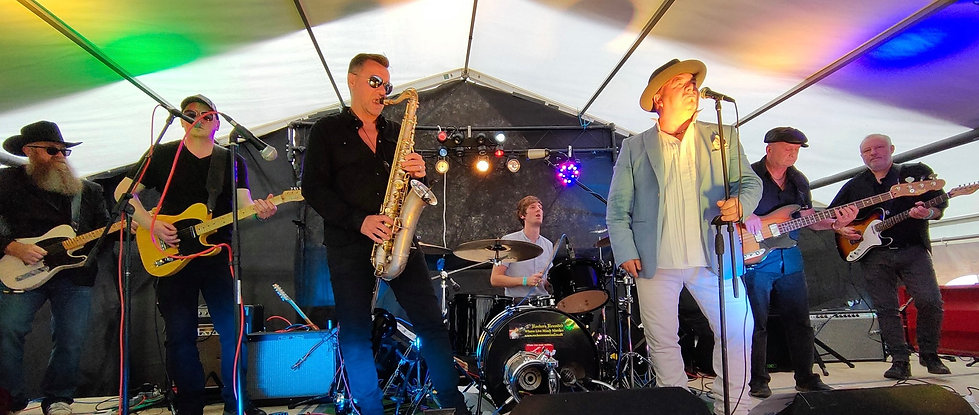 Buxton Blues 2021 by Taff Rock