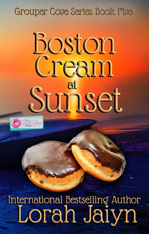 Boston Cream at Sunset