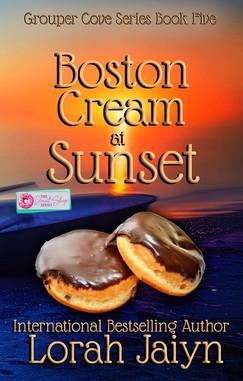 Boston Cream at Sunset