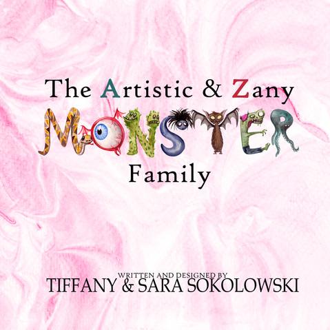 The Artistic & Zany Monster Family