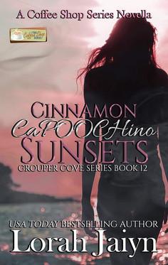 Cinnamon CaPOOCHino Sunsets