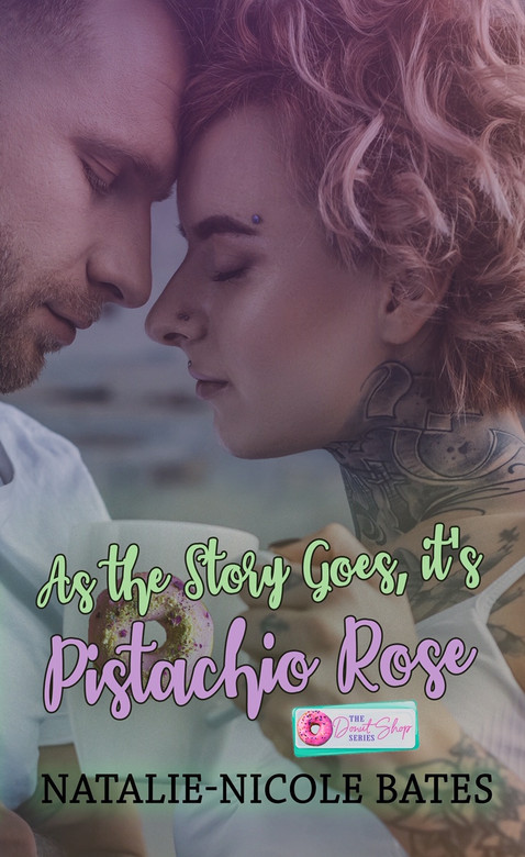 As the Story Goes, It's Pistachio Rose