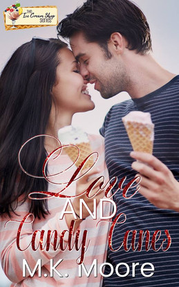 Love & Candy Canes (Book 29) by MK Moore