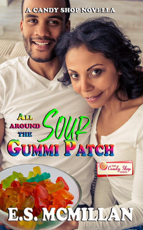 All Around the Sour Gummi Patch