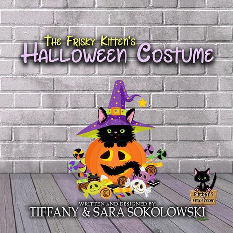 The Frisky Kitten's Halloween Costume