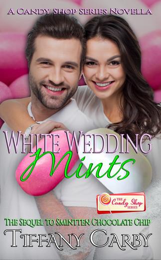 White Wedding Mints