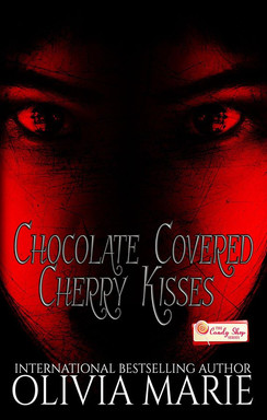 Chocolate Covered Cherry Kisses