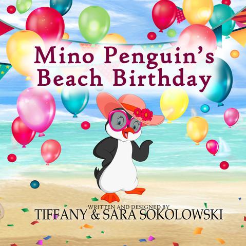 Mino Penguin's Beach Birthday