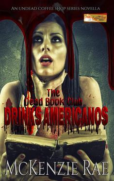 The Dead Book Club Drinks Americanos