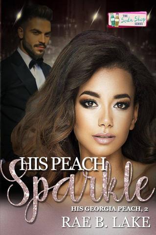 His Peach Sparkle