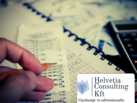 Ha biztos kezekben szeretne lenni, a megoldás: adótanácsadás Győr