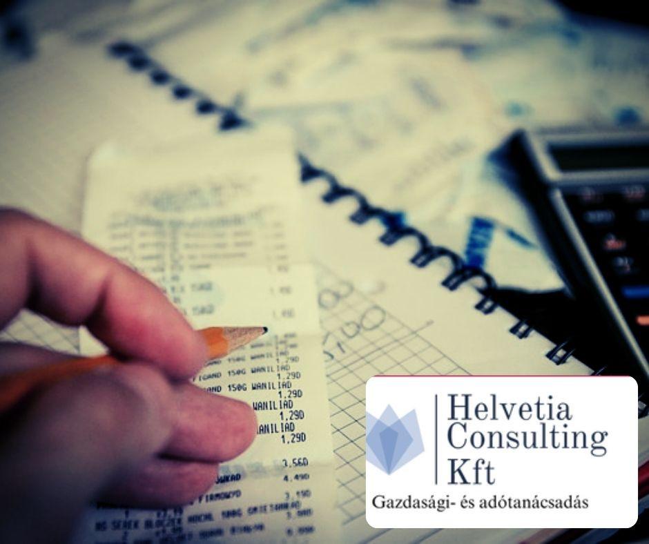 Biztos kezekben, adótanácsadás Győrben a Helvetia Consulting jóvoltából