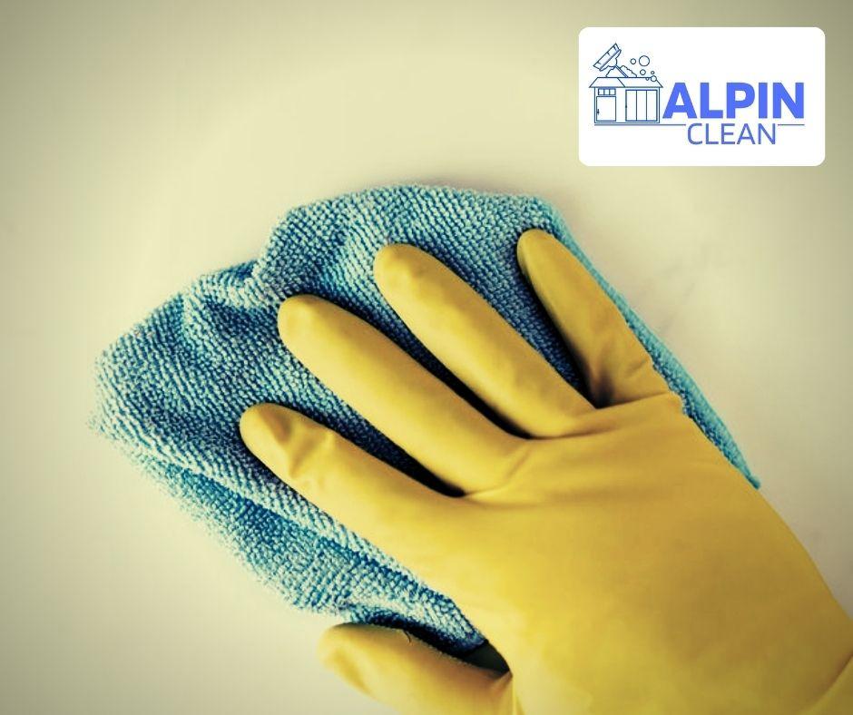 Az Alpin Clean fontosnak tartja a környezetbarát takarítást