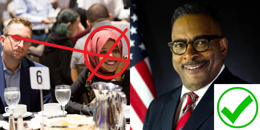 MAGA Candidate Lacy Johnson is the choice for Minnesota CD-05 in November 2020 against DemonRAT Ilhan Omar! #MAGA #KAG #VOTETRUMP #LACYJOHNSON #TRUMP2020