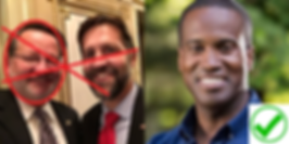 MAGA Candidate John James is the choice for Michigan in November 2020 against DemonRAT Gary Peters! #MAGA #KAG #VOTETRUMP #JOHNJAMESMI