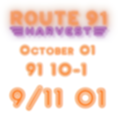 Route 91 Harvest Festival in Las Vegas - Check that data! 91 10-01... 9/11 01... SPOOKY!
