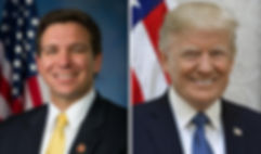 Ron DeSantis - MAGA Republican Governor of Florida and a great choice to follow in President Trump's footsteps in 2024 as the next US President