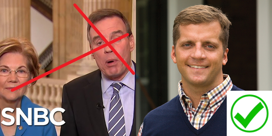 MAGA Candidate Daniel Gade is the choice for Virginia in November 2020 against DemonRAT Mark Warner! #MAGA #KAG #VOTETRUMP #DANIELGADEVA