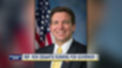 Ron DeSantis - MAGA Republican candidate for Florida Governor and in 2024 US President