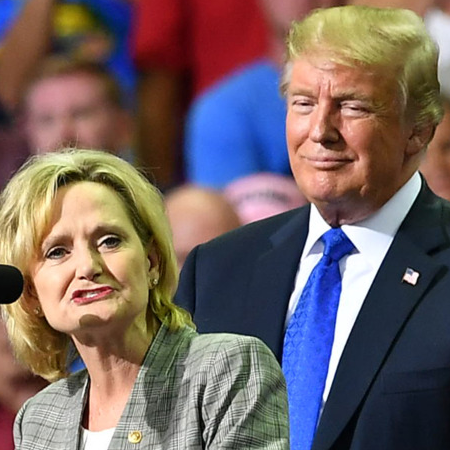 Cindy Hyde-Smith, MAGA Republican candidate for Mississippi Senate 2018. Trump Train. #KAG #MAGA President Donald Trump