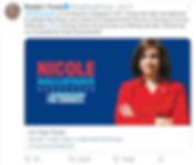 MAGA Candidate Nicole Malliotakis is the choice for New York CD-11 in November 2020 against DemonRAT Max Rose! #MAGA #KAG #VOTETRUMP #NICOLEMALLIOTAKIS #TRUMP2020
