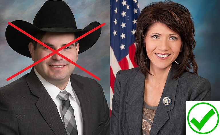 MAGA Candidate Kristi Noem destroyed DemonRAT Billie Sutton in the South Dakota Gubernatorial Race in November 2018! #MAGA #KAG #TRUMPTRAIN