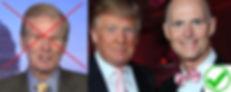 MAGA Candidate Rick Scott evicts Swamp Dweller Bill Nelson from the Senate in November 2018!!! #MAGA #KAG #TRUMPTRAIN