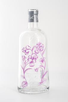 Boë violet