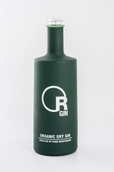 Reisetbauer organic dry gin