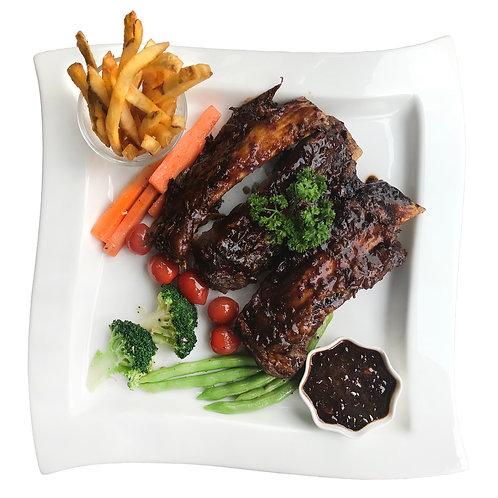 Jalapeño Beef Ribs
