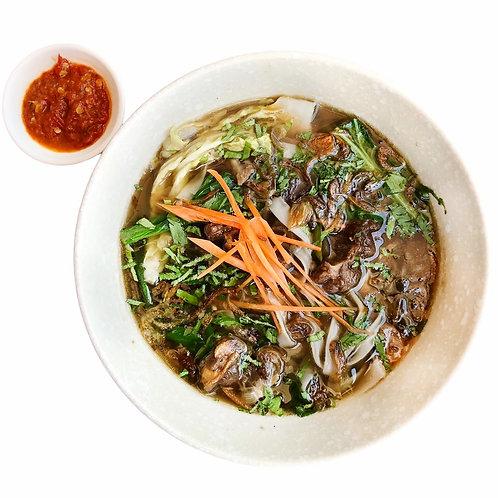 Signature Beef Noodle Soup
