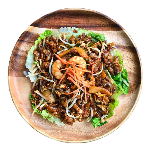 Penang Style Fried Kway Teow