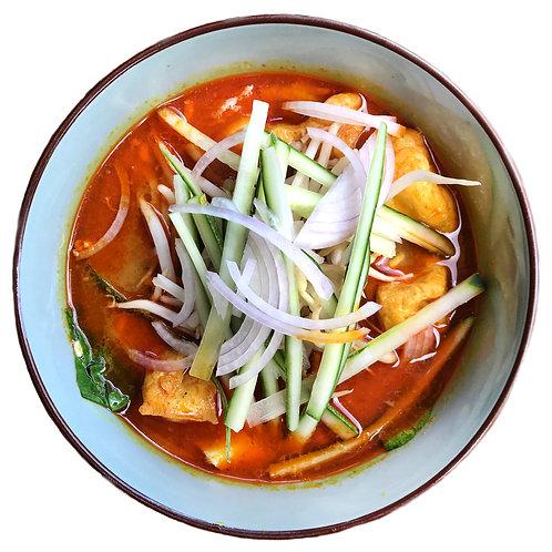 Penang Style Curry Laksa