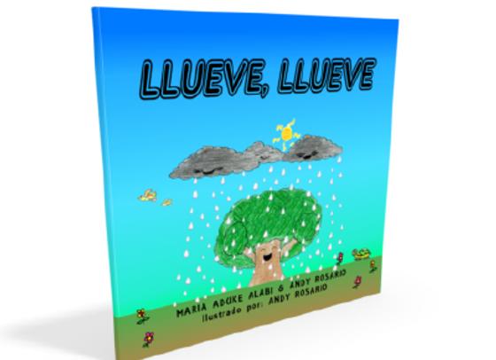 "PDF Libro Infantil ""Llueve, Llueve"" de Andy Daniel Rosario y Maria Aduke Alabi"
