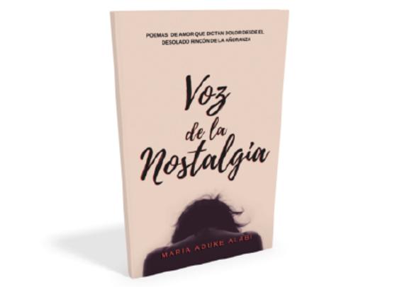 """PDF Libro de Poesia """"Voz de la Nostalgia"""" de Maria Aduke Alabi"""