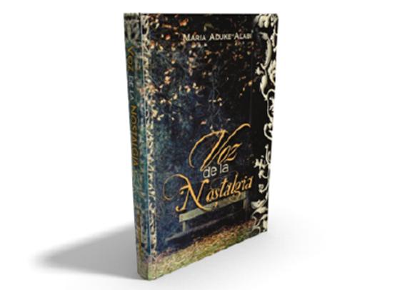 "Libro de poesía ""Voz de la Nostalgia"" por Maria Aduke Alabi"