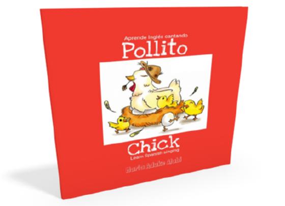 """PDF Libro infantil """"Pollito-Chick"""" por Maria Aduke Alabi"""